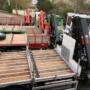 Nos camions plateaux grue